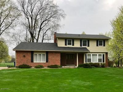 Kalamazoo Single Family Home For Sale: 5278 Skyridge Avenue