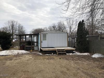 Eau Claire Residential Lots & Land For Sale: 33603 School Street