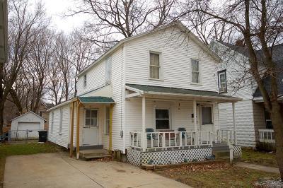 Niles Single Family Home For Sale: 712 Oak Street