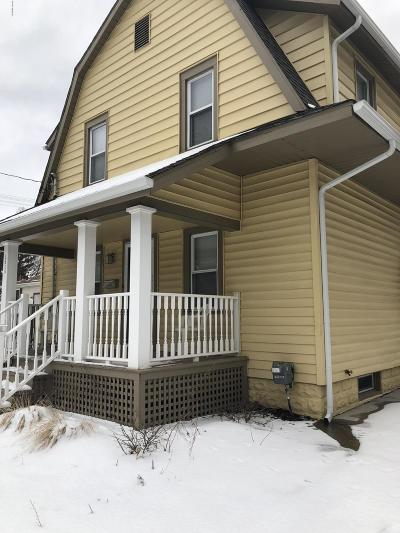 Ingham County Single Family Home For Sale: 1614 Delevan Avenue