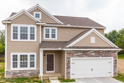 Portage Single Family Home For Sale: 5754 Copperleaf Trail