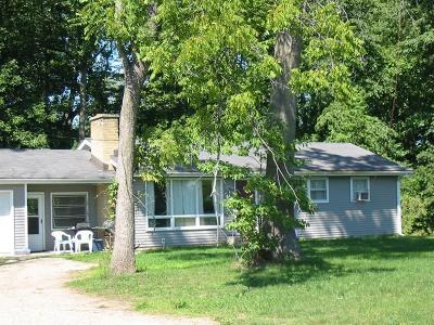 Lawrence Single Family Home For Sale: 56642 46 1/2 Street