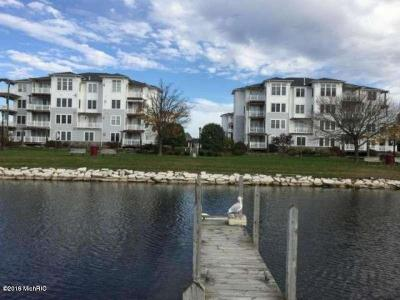 Ludington Condo/Townhouse For Sale: 200 S Robert Street #58