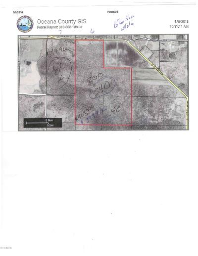 Clinton County, Gratiot County, Isabella County, Kent County, Mecosta County, Montcalm County, Muskegon County, Newaygo County, Oceana County, Ottawa County, Ionia County, Ingham County, Eaton County, Barry County, Allegan County Residential Lots & Land For Sale: E Baseline Road