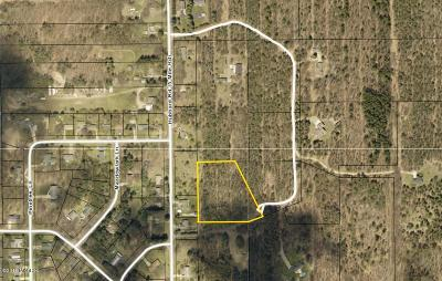 Calhoun County Residential Lots & Land For Sale: V/L Hubbard Rd Road