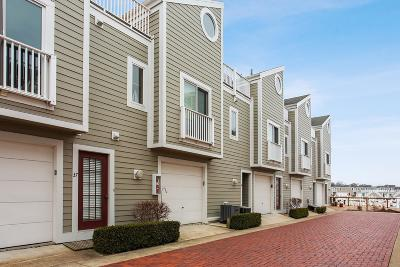 New Buffalo Condo/Townhouse For Sale: 36 Landings Boulevard