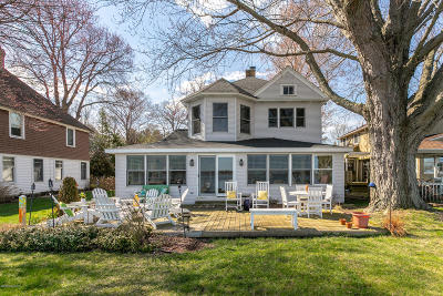 Holland Single Family Home For Sale: 1977 S Shore Drive