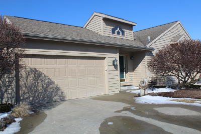 Muskegon Condo/Townhouse For Sale: 1600 E Harbour Towne Circle #83