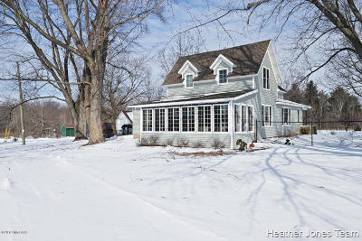Stanton Single Family Home For Sale: 3101 Grow Road NW