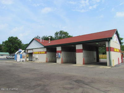 Benton Harbor MI Commercial For Sale: $98,900