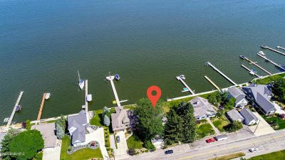 Clinton County, Gratiot County, Isabella County, Kent County, Mecosta County, Montcalm County, Muskegon County, Newaygo County, Oceana County, Ottawa County, Ionia County, Ingham County, Eaton County, Barry County, Allegan County Residential Lots & Land For Sale: 1819 S Shore Drive