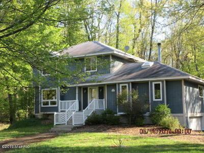 Kalamazoo Single Family Home For Sale: 4121 Sunvalley Drive