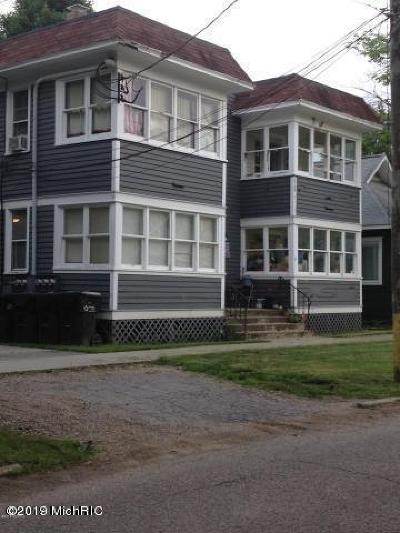 Watervliet Multi Family Home For Sale: 321 W Pleasant Street
