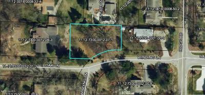Stevensville Residential Lots & Land For Sale: 4414 Winding Lane