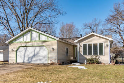 Paw Paw Single Family Home For Sale: 34250 Bond Street
