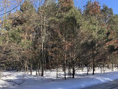Canadian Lakes MI Residential Lots & Land For Sale: $3,000