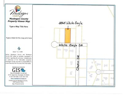 Muskegon Residential Lots & Land For Sale: 3364 White Eagle Drive