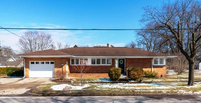 South Haven MI Single Family Home For Sale: $198,900