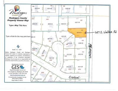 Muskegon Residential Lots & Land For Sale: 627 S Walker Ro Road