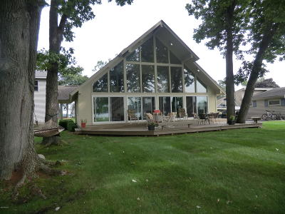 Coldwater Single Family Home For Sale: 527 Iyopawa Road