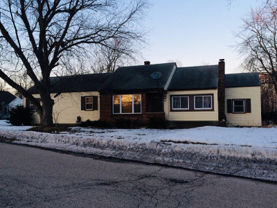 Grand Rapids Single Family Home For Sale: 3186 Charlesgate Avenue SW