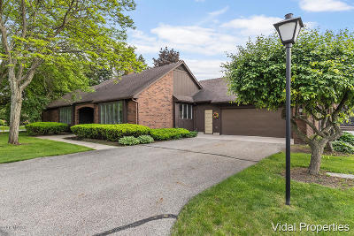 Grand Rapids Condo/Townhouse For Sale: 3145 Middlegate Drive SE #10