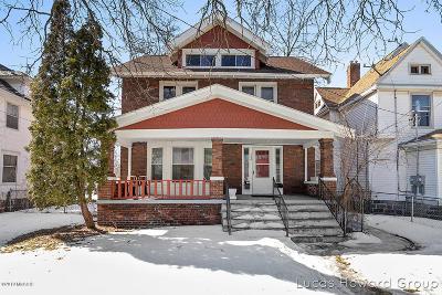 Grand Rapids Single Family Home For Sale: 1335 Jefferson Avenue SE