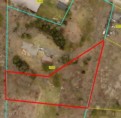 Residential Lots & Land For Sale: 7832 Cannonsburg Road NE