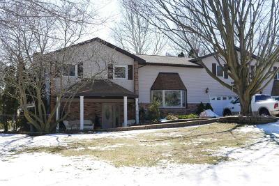 Kalamazoo Single Family Home For Sale: 7702 N Gleneagle Drive