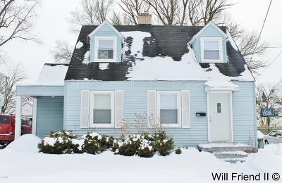 Grand Rapids Single Family Home For Sale: 862 Hazen Street SE