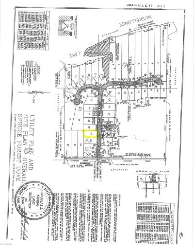 Kent County Residential Lots & Land For Sale: 13170 Spruce Ridge Drive NE