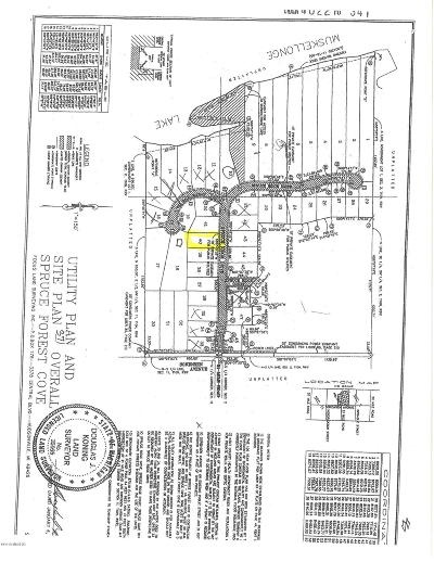 Kent County Residential Lots & Land For Sale: 13130 Spruce Ridge Drive NE