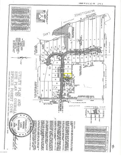 Kent County Residential Lots & Land For Sale: 17213 Spruce Ridge Drive NE
