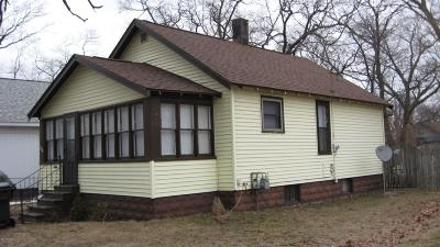 Muskegon Single Family Home For Sale: 1786 Dyson Street