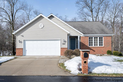 Single Family Home For Sale: 3997 Timberland Drive SE