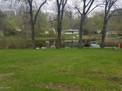 Newaygo Residential Lots & Land For Sale: 82 Pickeral Lake Drive