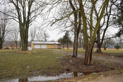 Berrien County, Branch County, Calhoun County, Cass County, Hillsdale County, Jackson County, Kalamazoo County, St. Joseph County, Van Buren County Residential Lots & Land For Sale: 41840 66th Street