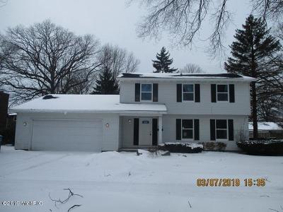 Muskegon Single Family Home For Sale: 3279 Rockland Road