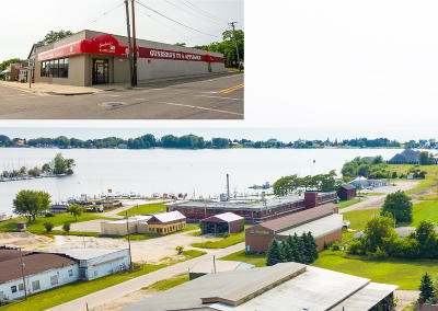 Ludington Commercial For Sale: 612 S Washington Avenue