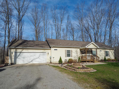 Allegan Single Family Home For Sale: 610 41st Street