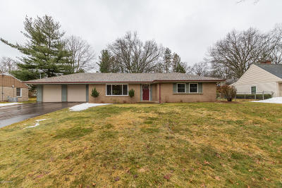 Kalamazoo Single Family Home For Sale: 2827 Winchell Avenue