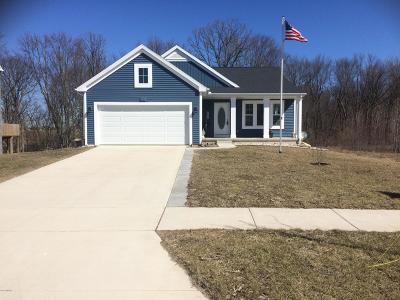 Single Family Home For Sale: 1737 Sunny Glen Drive SE