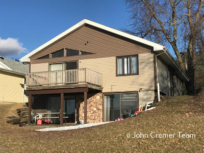 Berrien County, Branch County, Calhoun County, Cass County, Hillsdale County, Jackson County, Kalamazoo County, St. Joseph County, Van Buren County Single Family Home For Sale: 1621 Lakeside Drive