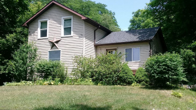 Jonesville Single Family Home Active Contingent: 458 Wright Street