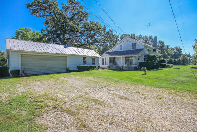 Constantine Single Family Home For Sale: 13775 Riverside Drive