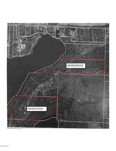 Cassopolis Residential Lots & Land For Sale: Chain Lake