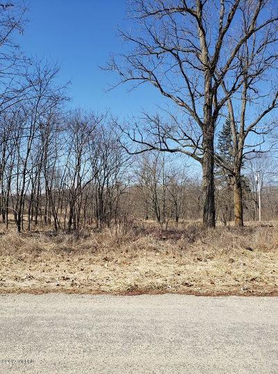 Berrien County, Branch County, Calhoun County, Cass County, Hillsdale County, Jackson County, Kalamazoo County, St. Joseph County, Van Buren County Residential Lots & Land For Sale: 707 Burr Oak Road