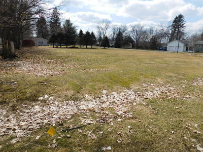 Berrien County, Branch County, Calhoun County, Cass County, Hillsdale County, Jackson County, Kalamazoo County, St. Joseph County, Van Buren County Residential Lots & Land For Sale: Canal Street
