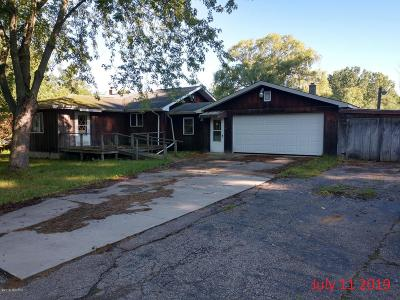 Battle Creek Single Family Home For Sale: 13387 N P Drive