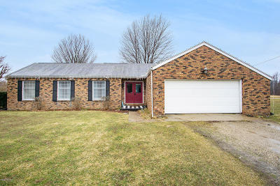 Berrien County Single Family Home Active Backup: 2080 S Red Bud Trail